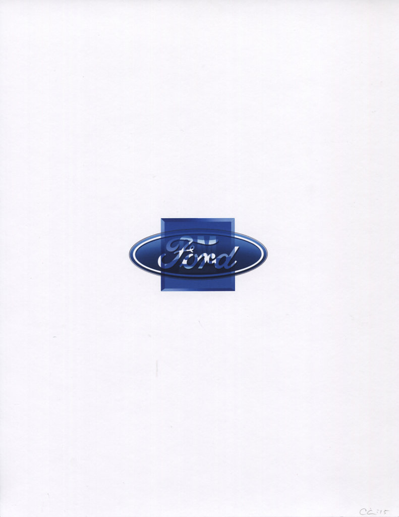 Competitive Effect (General Motors / Ford Motor Company)